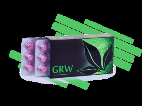 APL. Аккумулированное драже GRW для сохранения молодости, замедления процесса старения. Старый состав