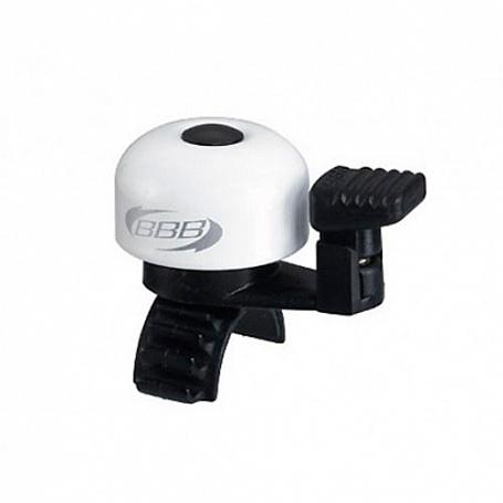 Звонок BBB EasyFit Deluxe white