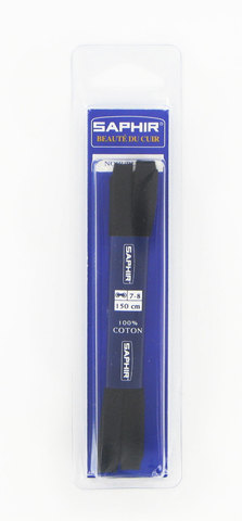 Шнурки Плоские 150см, ширина 10 мм   (3 цвета) SAPHIR
