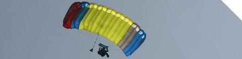 Основной парашют Equinox