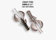 Силикон CRAZY FISH NIMBLE 4