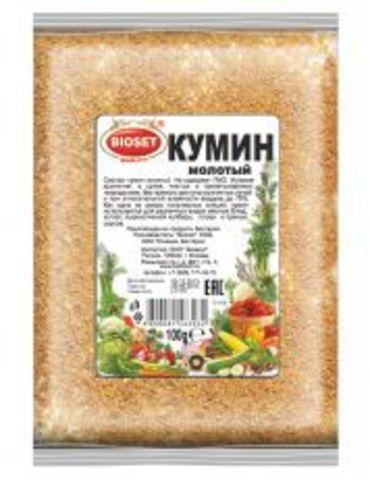 Кумин ( тмин Римский) молотый, 100 гр.