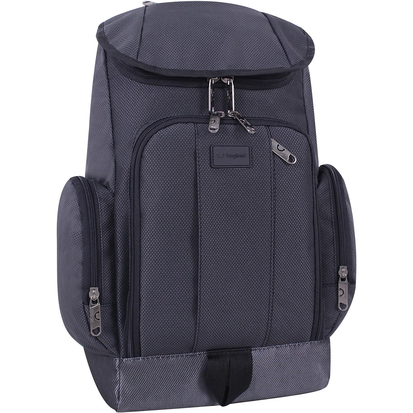 Городские рюкзаки Рюкзак Bagland Ajax 22 л. Чёрный (00123169) IMG_9884.JPG