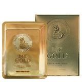 Тканевая маска для лица с золотом и секретом улитки Elizavecca 24k Gold Water Dew Snail mask