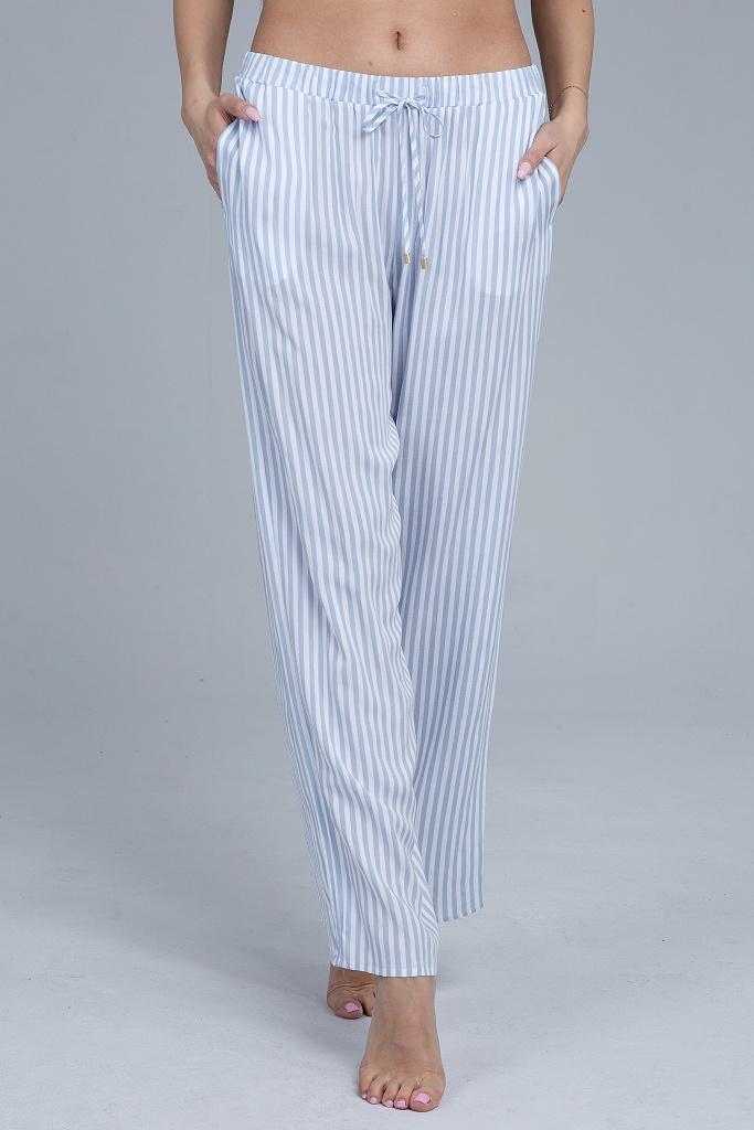 Домашние брюки в полоску Hanro