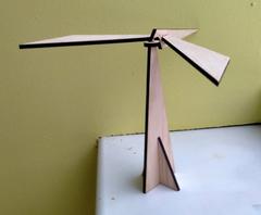 медитативный тренажер Феникс баланса. Балансирующая птица балансир