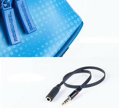 Велосипедная сумка на раму с отделением под смартфон Roswheel Polka(Синяя) M 121024PM-B - 2