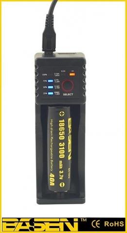 Зарядное устройство Basen BS1 1слот