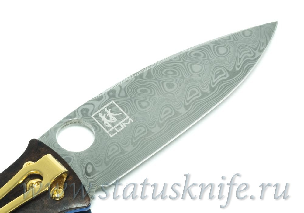 Нож BENCHMADE 745-81 Dejavoo GOLD CLASS - фотография