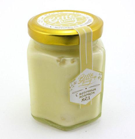 Медовик мёд с маточным молочком 200 мл