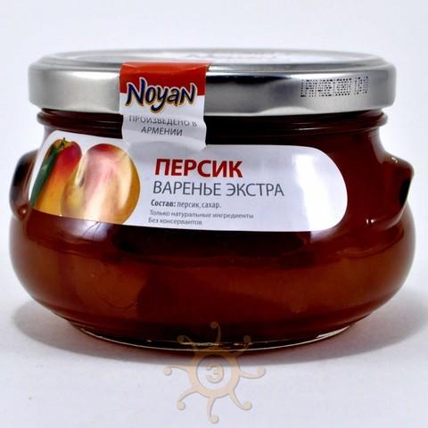 Варенье из персика Noyan, 450г