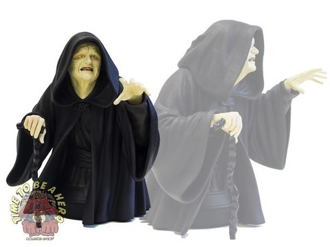 Gentle Giant LTD Star Wars Emperor Palpatine Limited Edition