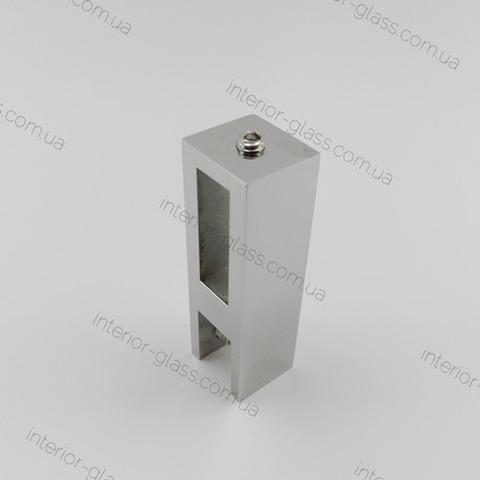 Соединитель труба-стекло ST-310 PSS нерж. сталь