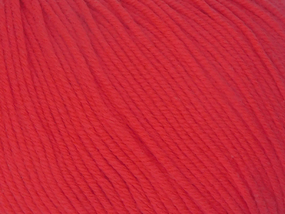Пряжа Gazzal Baby Cotton 3458 коралловый неон