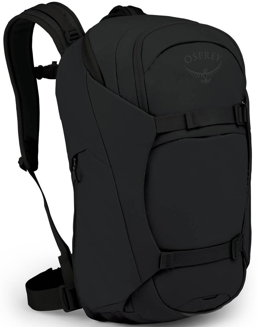Велорюкзаки Рюкзак Osprey Metron 26 Black Metron_F19_Side_Black_web.jpg