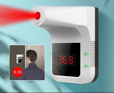 Сканер температуры бесконтактный настенный К-3