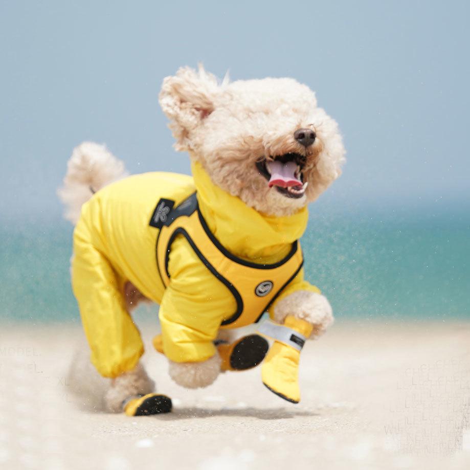 002 PA - Дождевики-пыльники для собак