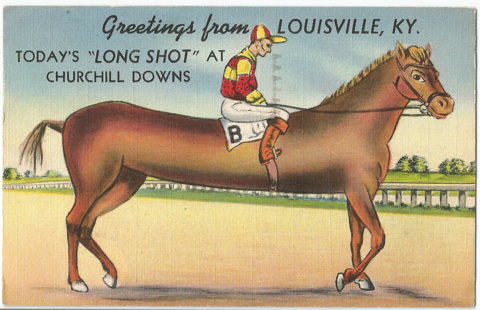 Greetiings from Louisville, KY - Tody`s