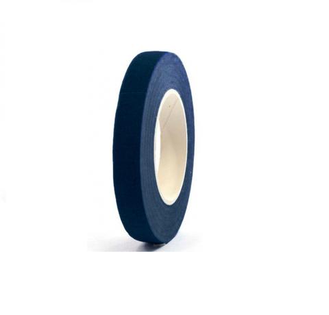 Флористическая лента 12мм 27м №318в (темно-синяя)