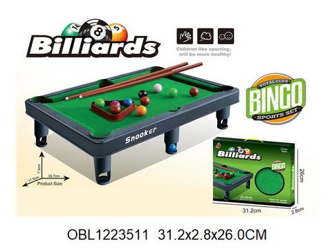 Бильярд (30,7х17,5 см. в коробке), 69105
