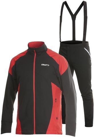 Лыжный костюм Craft Active Training мужской черный