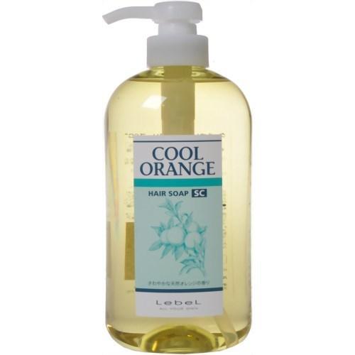 Lebel Cool Orange Hair Soap Super Cool 600 мл.