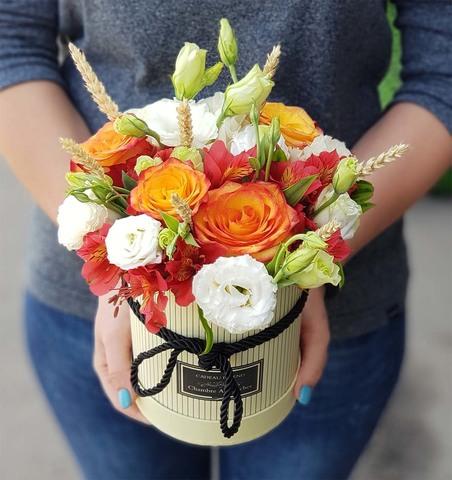Коробка с микс цветами 7