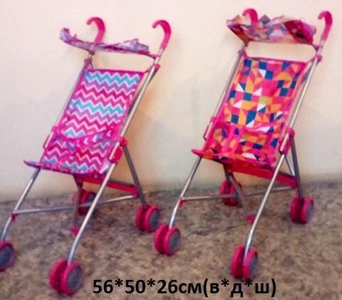 Коляска 9302S для кукол Melobo (Св)