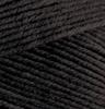 Пряжа Alize BELLA 60 (Черный)