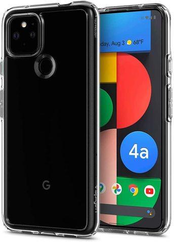 Чехол Spigen Ultra Hybrid для Google Pixel 4a 5G (2020) - Crystal Clear