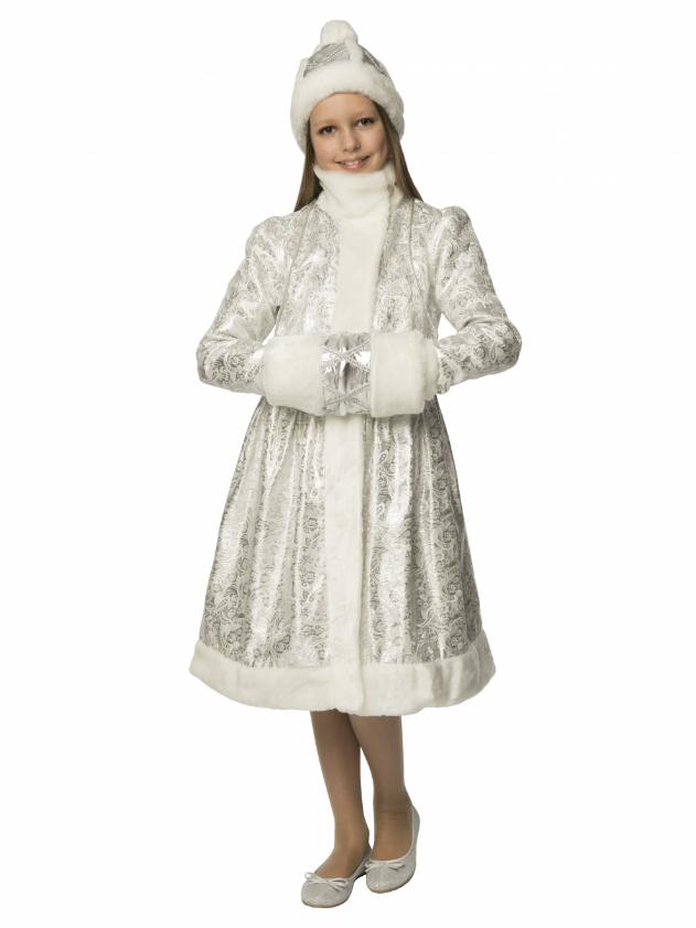 Карнавальный костюм Снегурочка Внучка