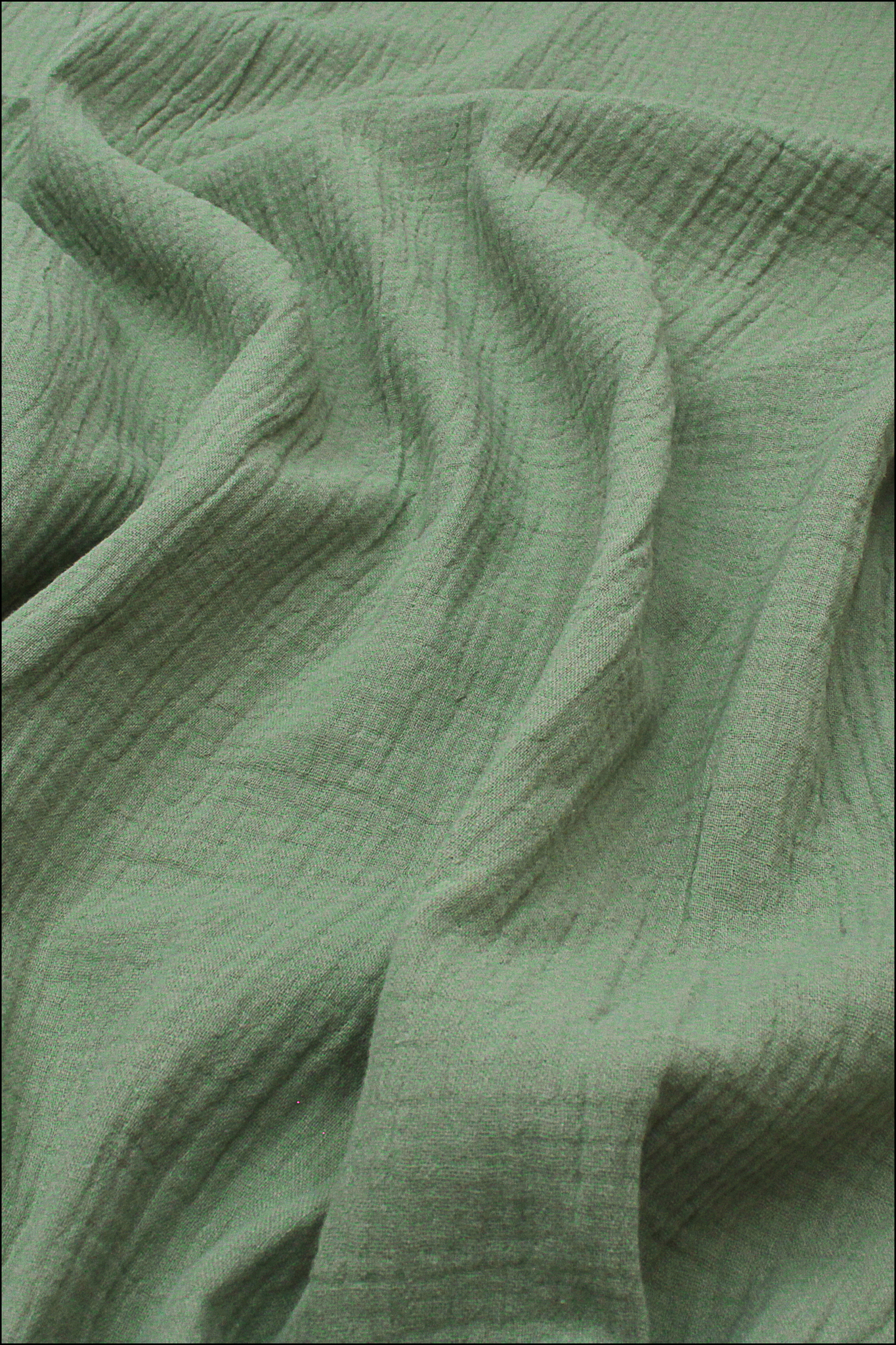 Ткань муслиновая, фисташка