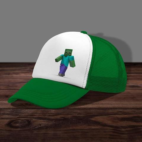 Зелёная кепка
