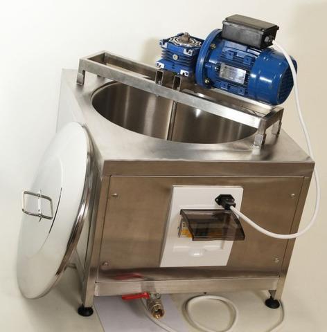 Сыроварня-пастеризатор LUX ПРО  на 40 литров