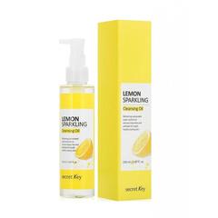 Secret Key - Гидрофильное масло с экстрактом лимона, 150мл