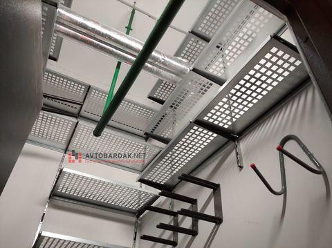 Проект № 28: кладовка 3,2 кв м (1,48 х 2,15 м)