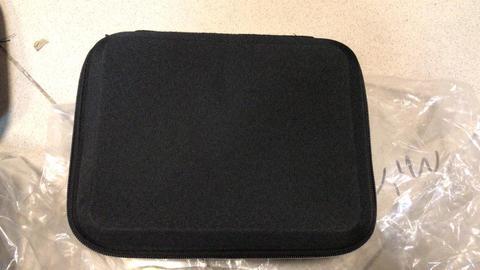 Кейс для квадрокоптера DJI Mini 2 черный размер S