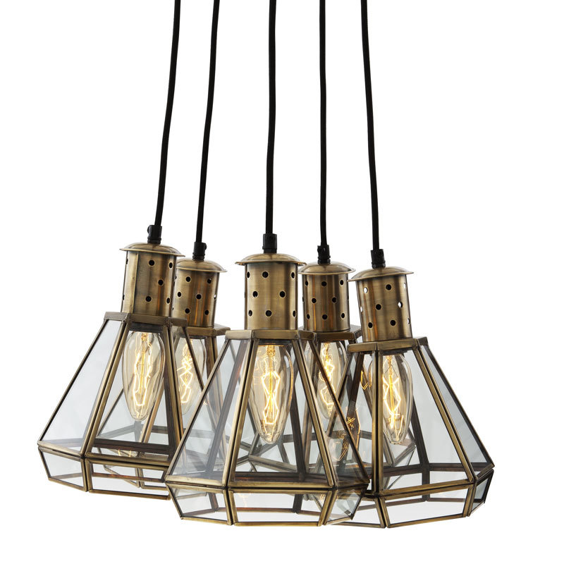 Лампа Eichholtz 108837 Polygon