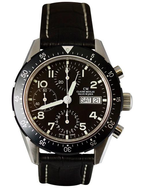 Часы мужские Claude Meylan 88950 Les Automatiques