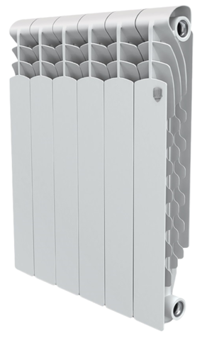 RoyalThermo Revolution 500, 10 секций - радиатор алюминиевый