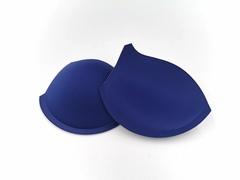 Чашки, с уступом под бретель, пуш-ап, темно-синие, (Арт: АС50-061.80), 75С, 80В, 85А