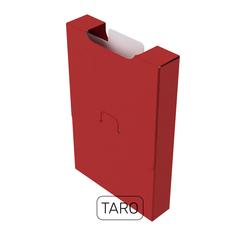 Органайзер для карт Uniq Card-File Taro - 20 mm (Красный)