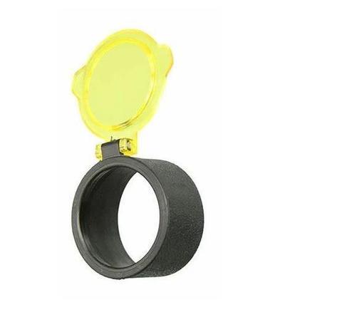 ПОВОРОТНАЯ КРЫШКА НА ПРИЦЕЛ ALC1 (25,5mm - 27mm) желтая