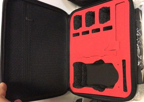Кейс для квадрокоптера DJI Mavic 2 пластик серебристый