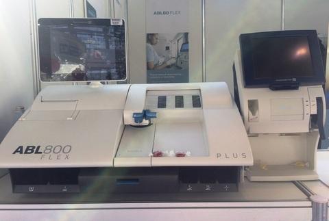 Анализатор газов крови Серия ABL 800 FLEX /Radiometer Medical ApS, Дания/