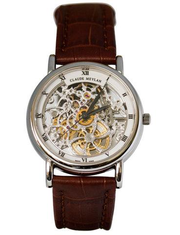 Часы мужские Claude Meylan 6040A Les Squelettes