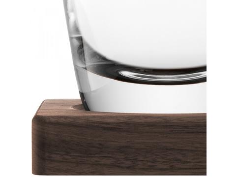Декантер Arran Whisky с деревянной подставкой Whisky 1 л