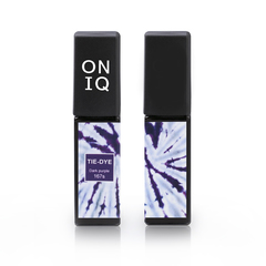 Гель-лак 167 Tie-dye: Dark purple для педикюра, 6 мл