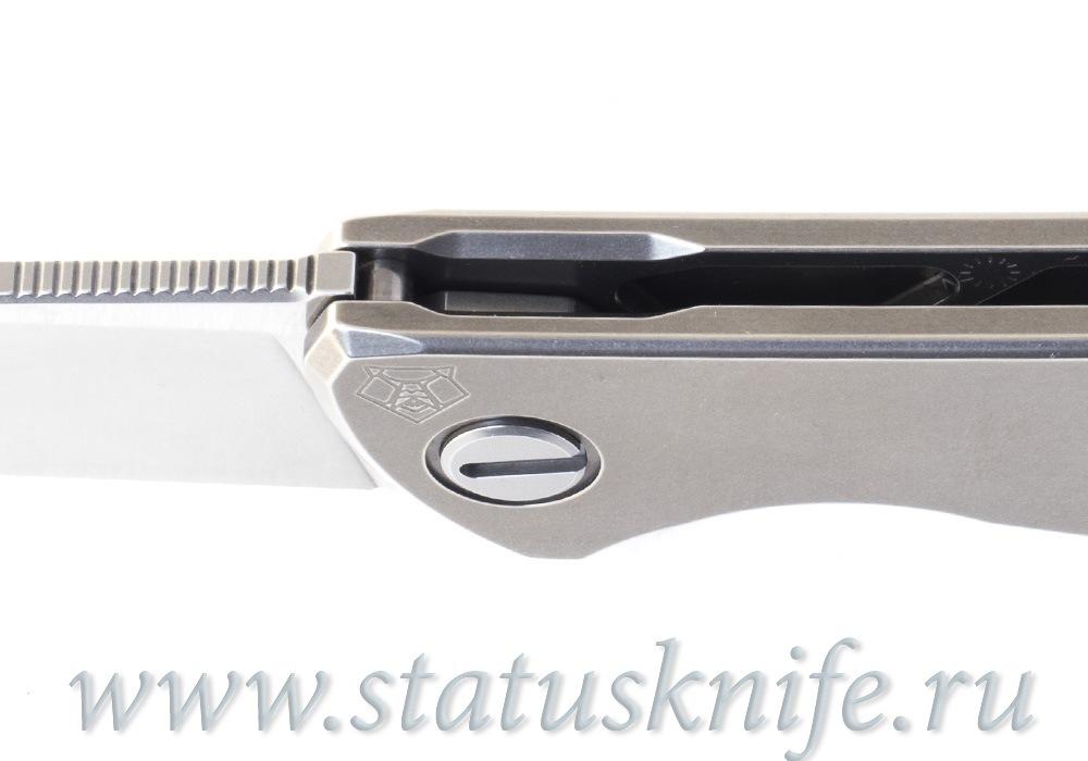 Нож Широгоров Ф 95 Slim Слим Нудист Кастом Дивижн - фотография