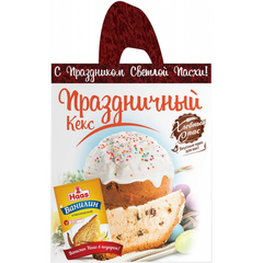 Кекс Хлебный спас Кулич Праздничный, 430г